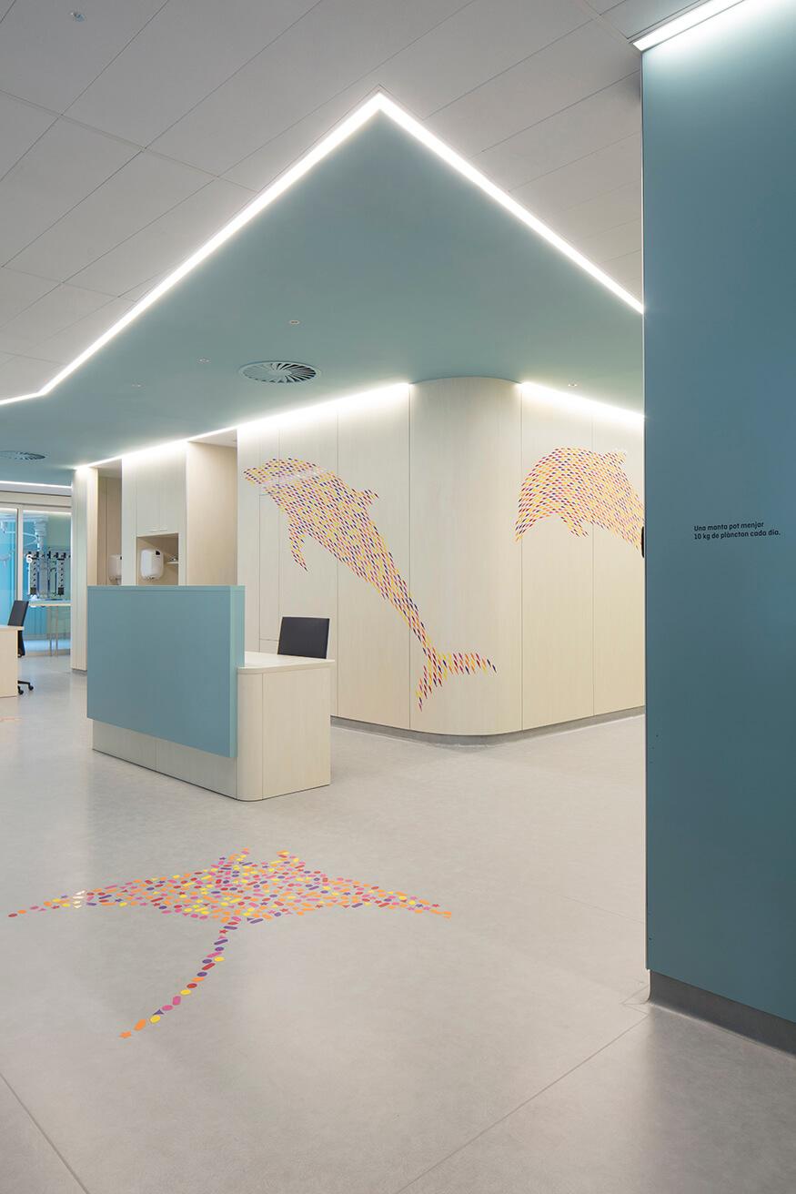 Hospital Sant Joan de Déu - Selected - 2012—2018