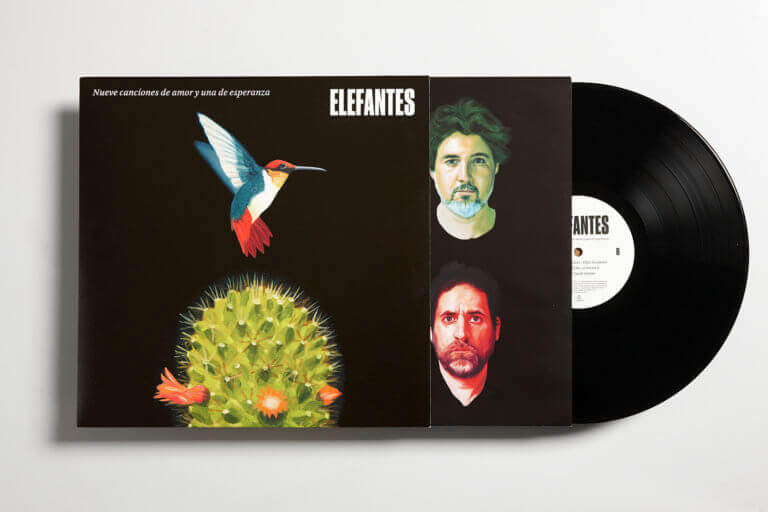 Elefantes - Editorial - 2016