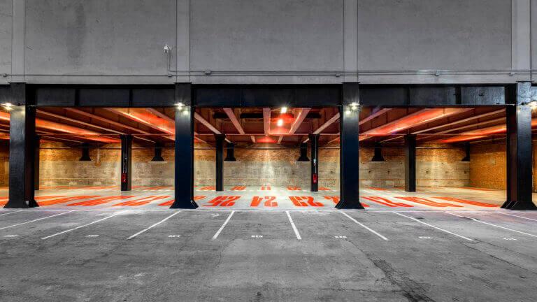 Damm Parking - Environmental - 2015